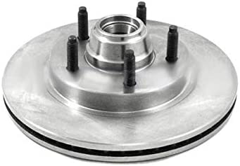 308MM Compatible with 1999-2003 Ford F150 RWD Front Brake Rotor Vented and Hub Assembly