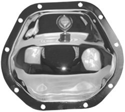 (Mota Performance A65314 Chrome Plated Differential Cover)