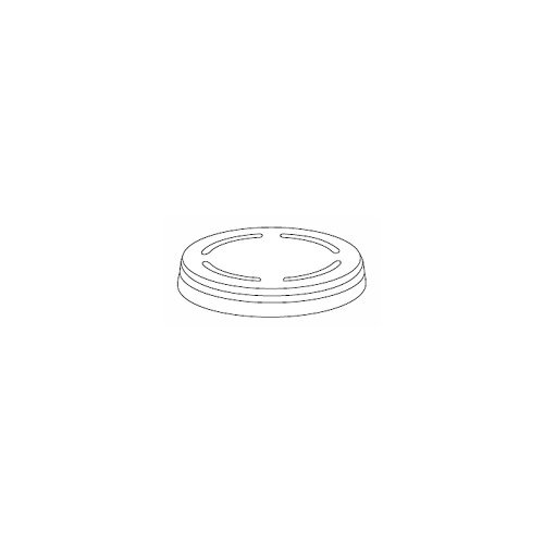 Carlisle Dinex DX65-67 ProCap Plastic Beverage Lid, Clear...