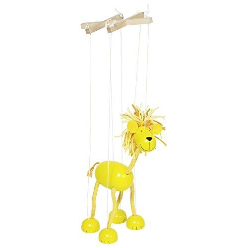Goki Marionette Lion Toy