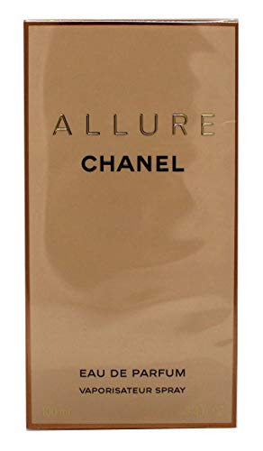 CHANEL Allure Perfume, 3.4 oz Eau De Parfum Spray