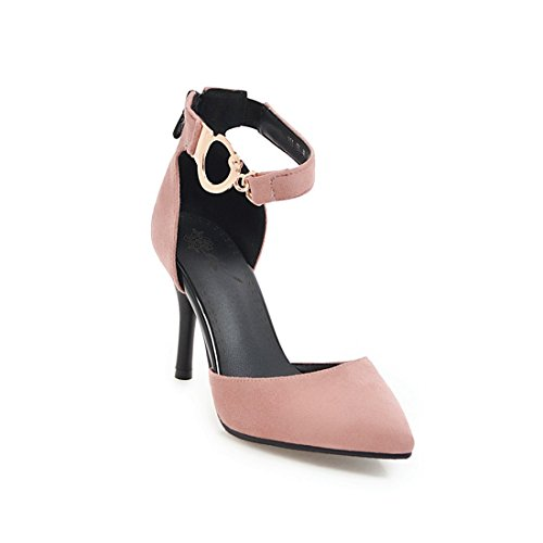 le vogue 36 tacchi donne sandali sexy rosa UwFpq8C