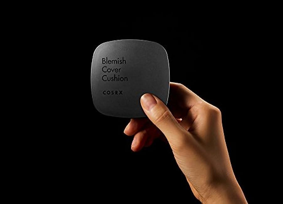 ギネス救急車ソース[ RENEWAL!! ] COSRX Clear Cover Blemish Cushion 15g/COSRX クリアカバー ブレミッシュ クッション 15g (#21 bright) [並行輸入品]