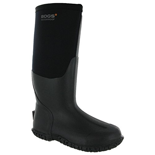 Bogs Carver Tall Womens Wellies Black