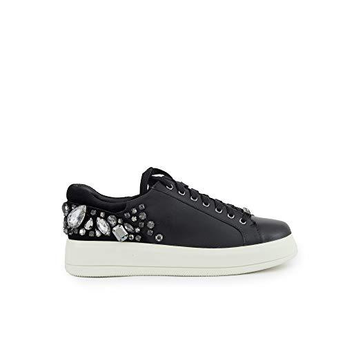 Liu Sneakers Mujer P0102 Jo Negro B68021 BwHwqgaC0