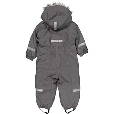 32768d022 Amazon.com: Polarn O. Pyret Arctic Explorer Snowsuit (Baby) - 9-12  Months/Gunmetal: Clothing