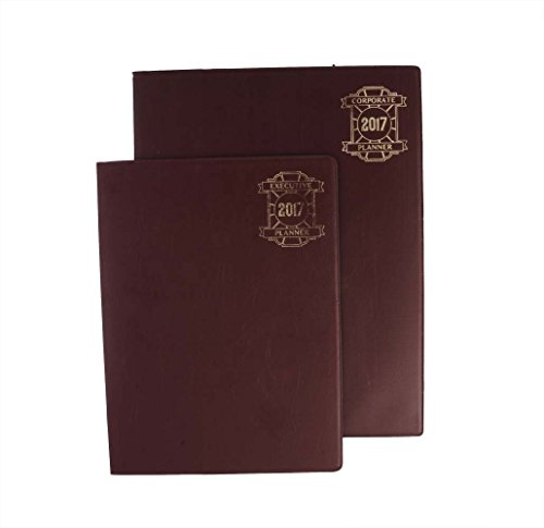 COI COMBO MAROON PLANNER 2017