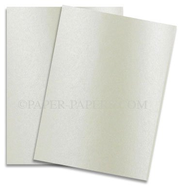 Shimmer Champagne 8.5X14 Multipurpose Metallic Paper - 200 sheets per pack