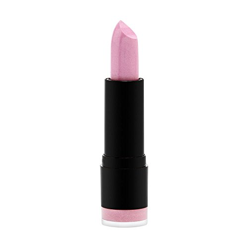 NYX PROFESSIONAL MAKEUP Extra Creamy Round Lipstick, Baby Pink, 0.14 Ounce (Pink Lipstick Barbie)