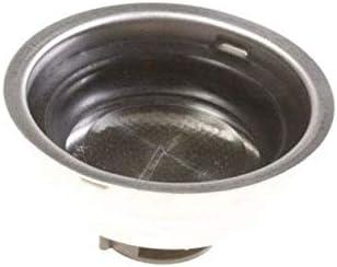 Delonghi 7313275099 - Filtro para cafetera, capacidad: 1 taza ...