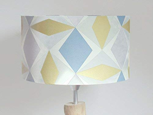 abat-jour motif géométrique scandinave Luminaire chambre bébé ...