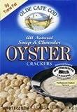 Olde Cape Cod Cracker Oyster, 8 oz