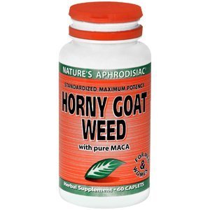 WINDMILL HORNY GOAT WEED CAPLETS 60Tablets by WINDMILL MARKETING ***
