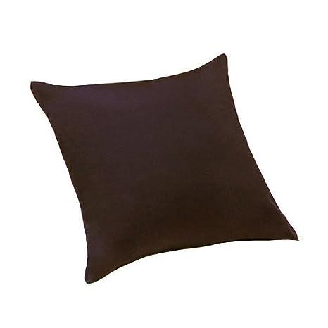 Marrón Chocolate 100% sarga de algodón 45,72 cm/45 cm con un ...
