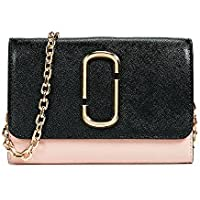 Marc Jacobs Women's Snapshot Wallet on Chain