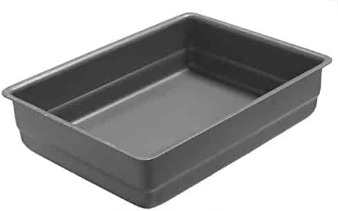 LloydPans Kitchenware Hard Anodized 6.5 Inch by 9 Inch Baking Pan