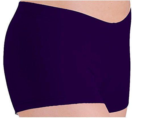 DanceNwear Women's Booty Shorts with 1