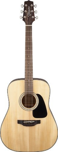 Takamine GD30-NAT Dreadnought Acoustic Guitar, Natural by Takamine