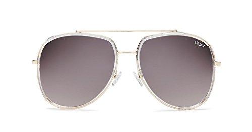 Quay Needing Fame Brown - Quay Sunglasses Needing Fame