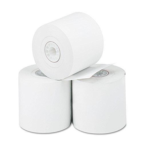 PM Company Specialty Thermal Printer Rolls, 2.25 inches Wide, 165 Inches Length, White, 3 per Pack (05247) (Pm Company Calculator)