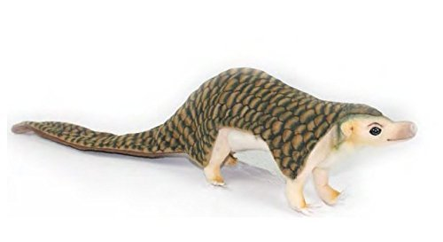 Pangolin Plush Soft Toy by Hansa. 55cm. 6091 by Hansa