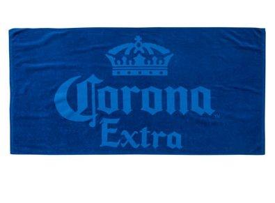 Corona Extra Oasis Royal Blue Beach Towel