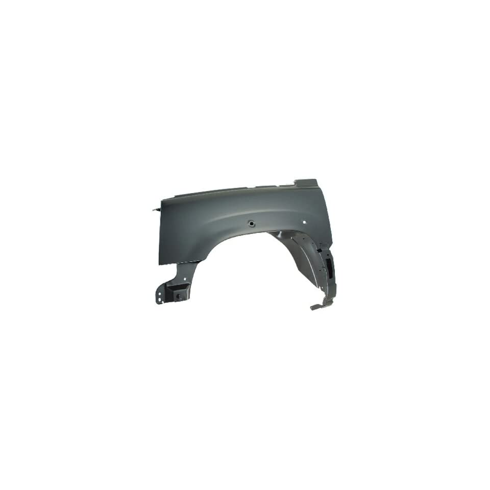 OE Replacement Cadillac Escalade Front Passenger Side Fender Assembly (Partslink Number GM1241310)