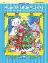 Music for Little Mozarts: Christmas Fun Book 3 - Piano