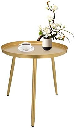 MorNon Round Side Table