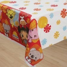 Ni Hao Kai-lan Party Supplies TABLE COVER Birthday tablecover Decoration Topper by Lgp