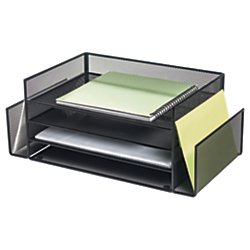 office-depotr-brand-metro-mesh-desk-sorter-black
