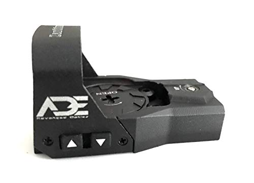 Cheap Ade Advanced Optics 40000 Battery Life Mega Size Red Dot Micro Reflex Sight