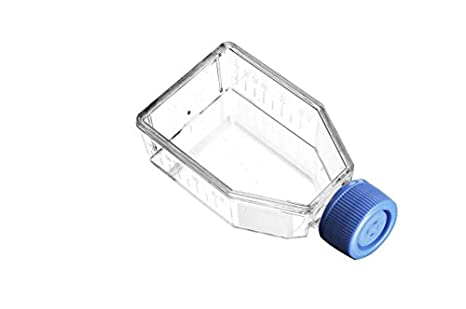 Biologix 07-9075 PS Cell Culture Flask (Pack of 100): Amazon