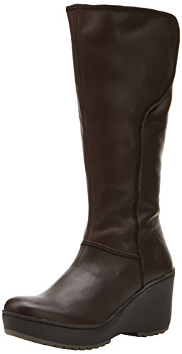 FLY London Womens Mant Boot Oxblood 3kjz0