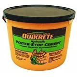 SAKRETE OF NORTH AMERICA 112611 10LB WTR Stop Cement