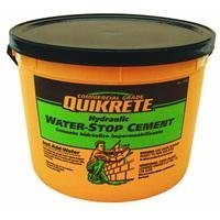 Plug Hydraulic Cement (SAKRETE OF NORTH AMERICA 112611 10LB WTR Stop Cement)