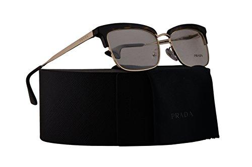 Prada PR08SV Eyeglasses 55-17-140 Havana w/Demo Clear Lens 2AU1O1 VPR08S VPR 08S PR - Prada Collection 2017