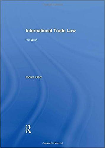 INTERNATIONAL TRADE LAW BOOKS EPUB DOWNLOAD