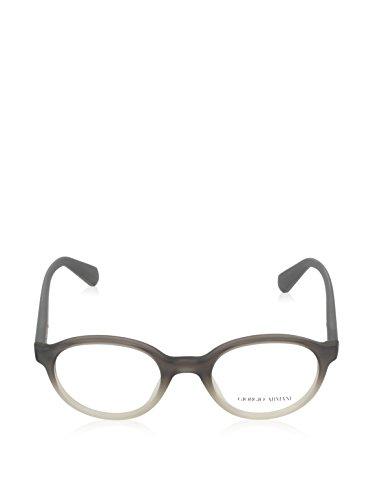 Giorgio Armani Montures de lunettes 7095 Pour Homme Black, 47mm 5445: Matte Grey Gradient