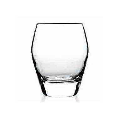 Luigi Bormioli Prestige DOF Glass, 15-Ounce, Clear, Set of 4