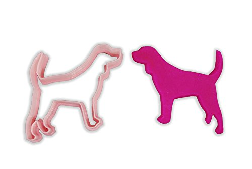 Beagle Dog Breed Cookie Cutters<br>Durable Plastic<br>Choose a Size or a Set