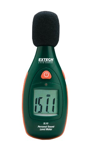 Extech SL10 Personal Sound Level Meter