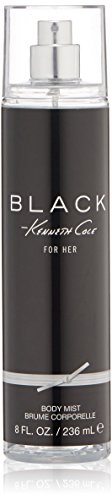 - Kenneth Cole Black for Her Body Mist, 8 Fl oz