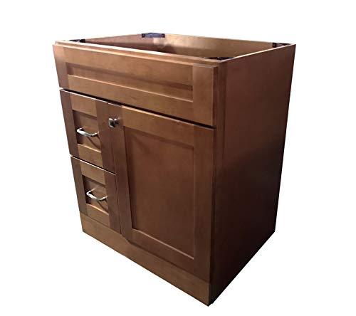New Maple Shaker Single-sink Bathroom Vanity Base Cabinet 30