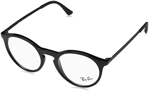 Ray-Ban 0RX7132 Shiny Black One Size