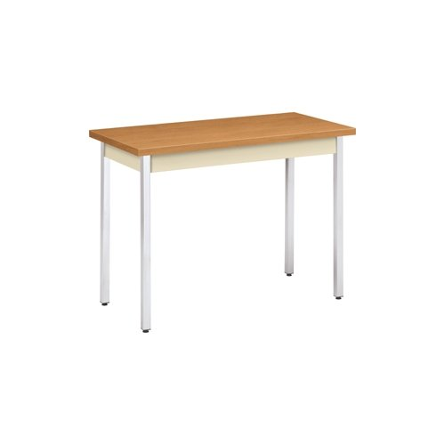 HON The Company Utility Table, 40 by 20 by 29-Inch, Harvest/Putty