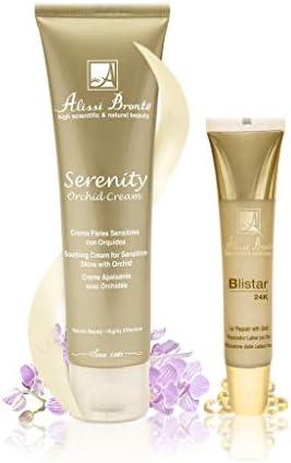 Serenity Orchid Crema Con Orquidea. Crema facial anti-edad piel sensible 50ml.