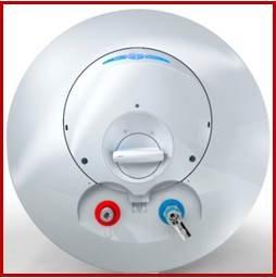 30 50 80 100 120 150 L Liter wandh/ängender Boiler Warmwasserspeicher mit 1,2 bis 3 kW 230 Volt Heizleistung Elektro
