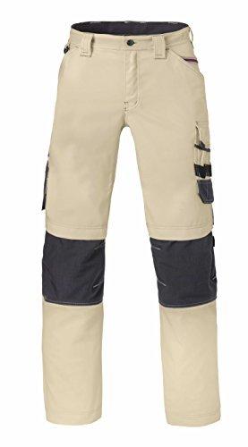 80229.MREYIH-50 Trousers''Attitude80229'' Size Sand/Grey, 35/32, Sand/Charcoal Grey