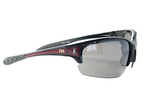 Florida State Seminoles FSU Black Garnet Elite Mens Sunglasses S7JT
